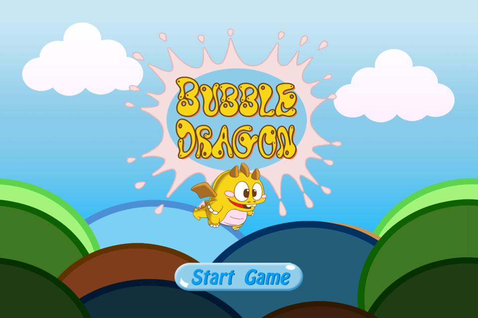 Bubble Dragon - Free Bubble Ballz Shooter Game
